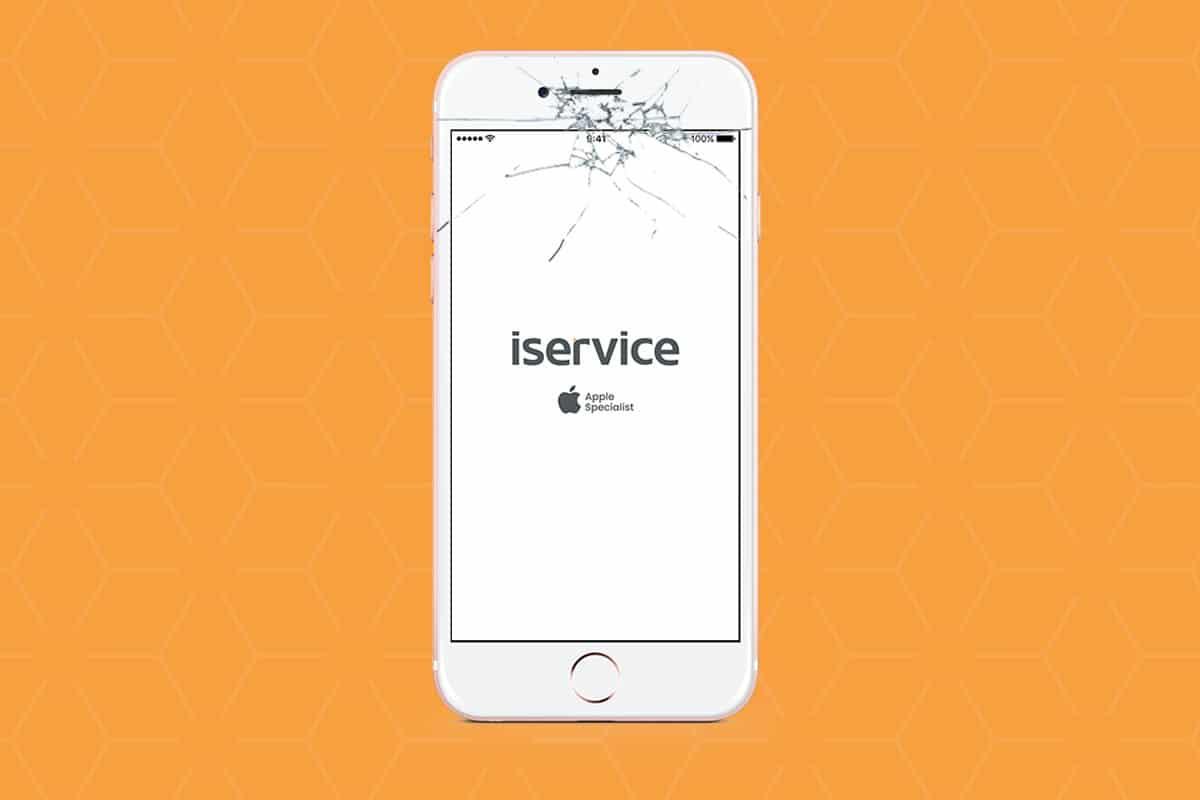 Reparo de iPhone Tela Quebrada