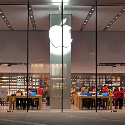 A Nova Fase para a Apple