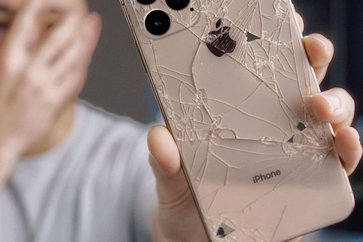 Reparo de iPhone Pessoal