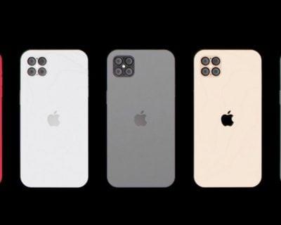 iPhone 12 Max vêm em 2020