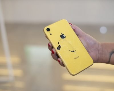 Tela Quebrada do iPhone: Cuidados que devem ser tomados.
