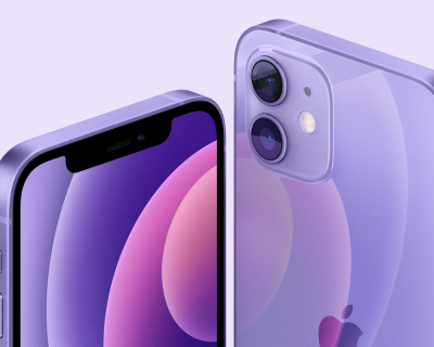 Apple lança iPhone 12 na cor Roxa