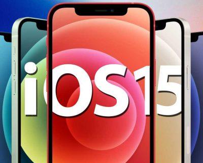 Novidades iOS 15